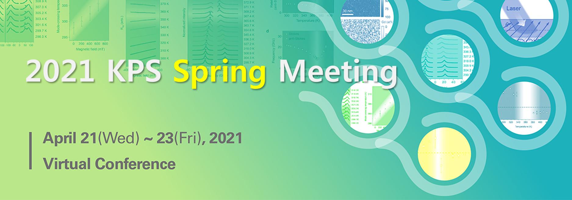 2021 KPS Spring Meeting